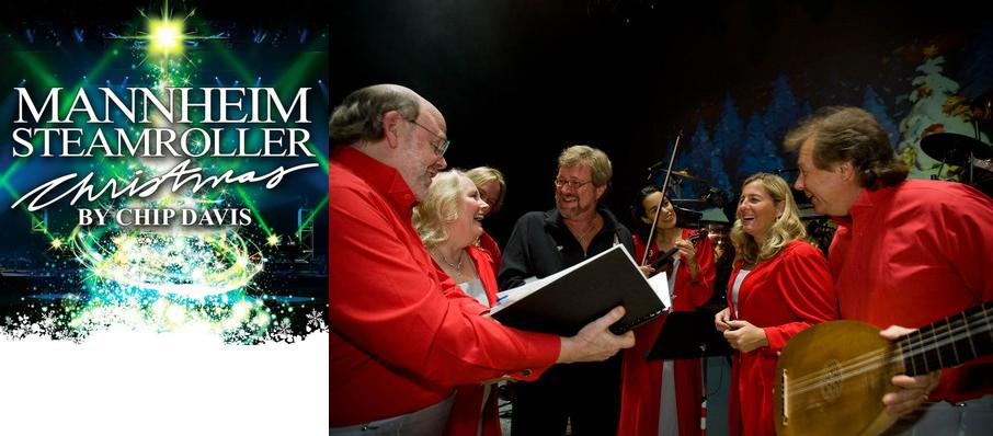 Mannheim Steamroller at Tennessee Theatre