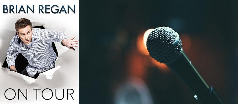 Brian Regan at Tennessee Theatre