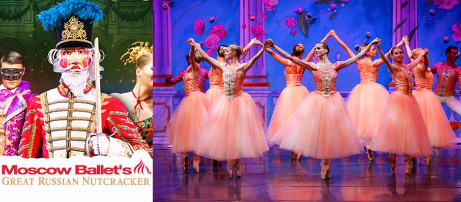Moscow Ballet's Great Russian Nutcracker at Tennessee Theatre