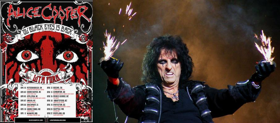 Alice Cooper at Thompson Boling Arena
