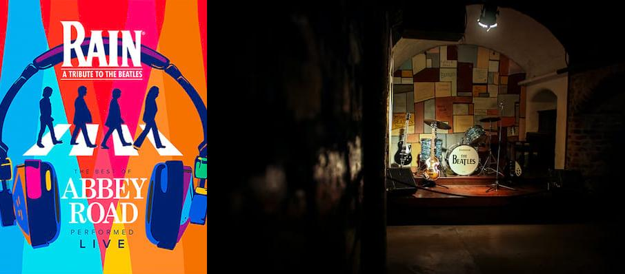 Rain - A Tribute to the Beatles at Tennessee Theatre