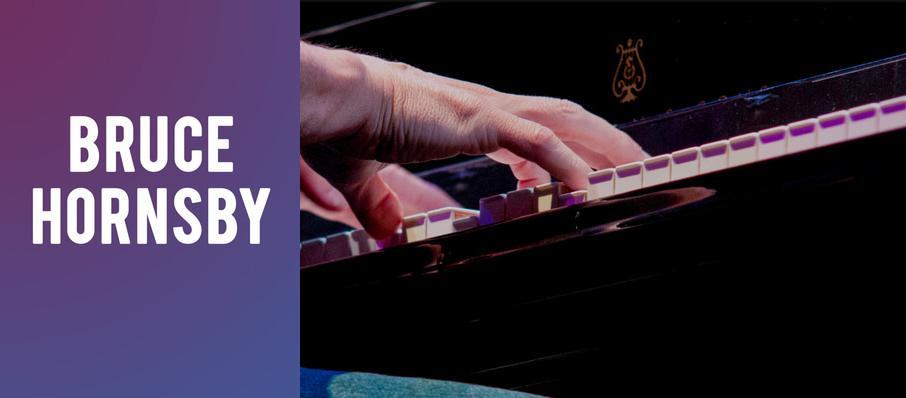 Bruce Hornsby And The Noisemakers at Bijou Theatre