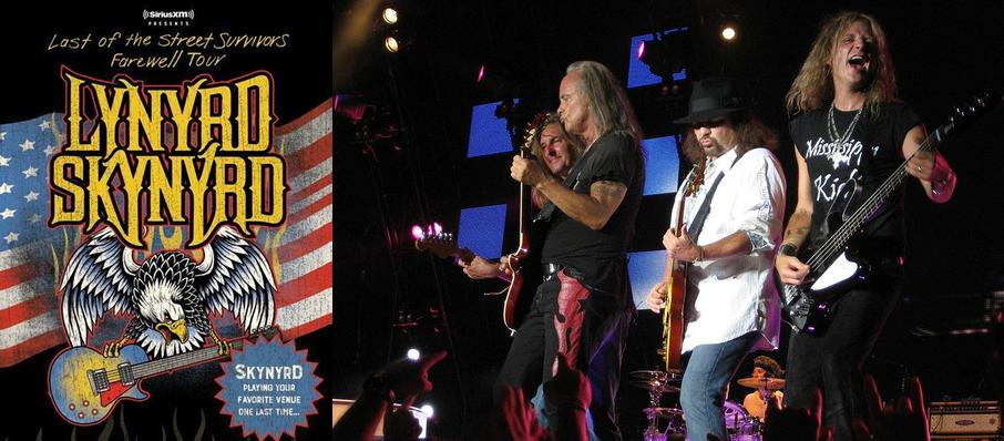 Lynyrd Skynyrd at Thompson Boling Arena