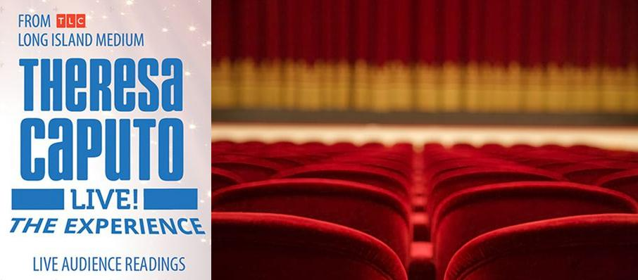 Theresa Caputo at Knoxville Civic Auditorium
