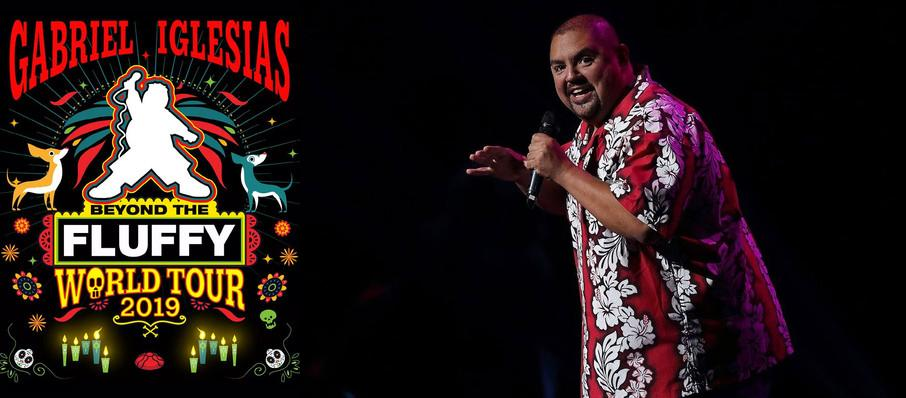 Gabriel Iglesias at Knoxville Civic Auditorium
