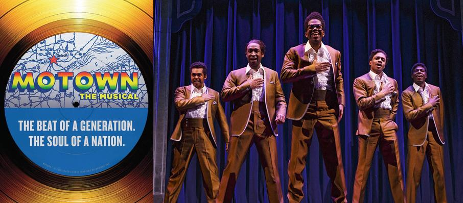 Motown - The Musical at Tennessee Theatre