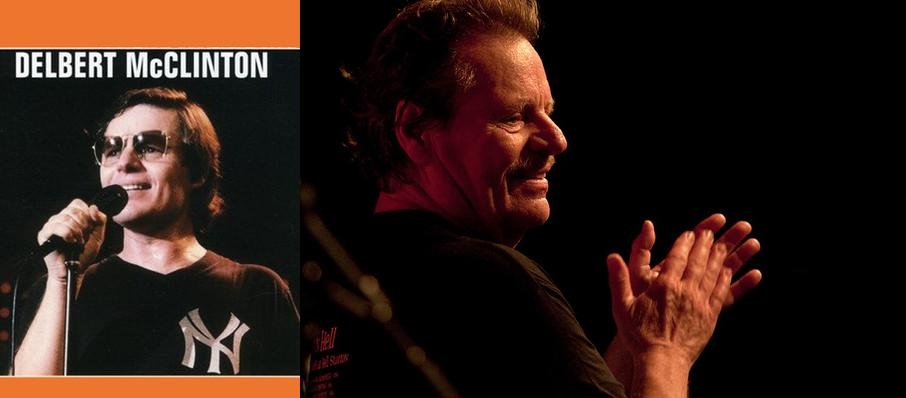 Delbert McClinton at Bijou Theatre