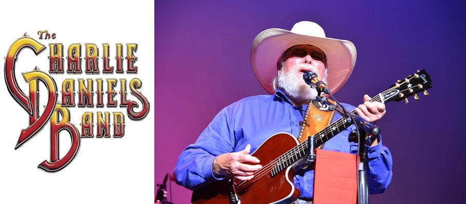 Charlie Daniels Band at Knoxville Civic Auditorium
