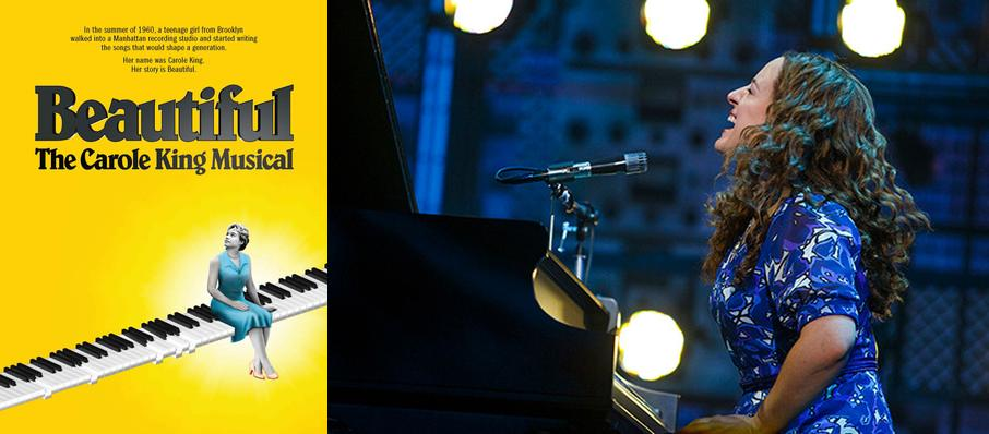 Beautiful: The Carole King Musical at Tennessee Theatre