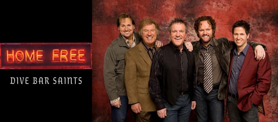 Home Free Vocal Band at Tennessee Theatre