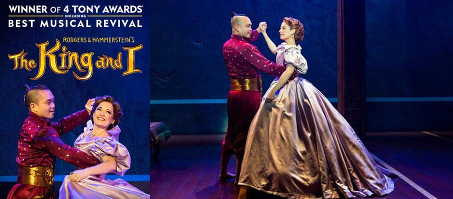 Rodgers & Hammerstein's The King and I at Tennessee Theatre