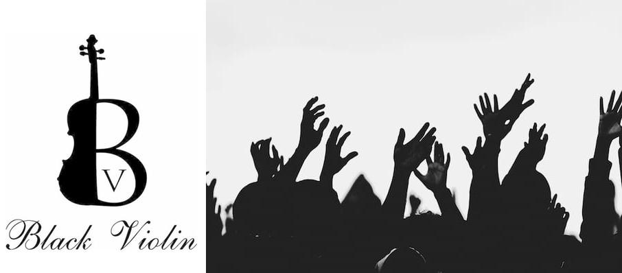 Black Violin at Bijou Theatre