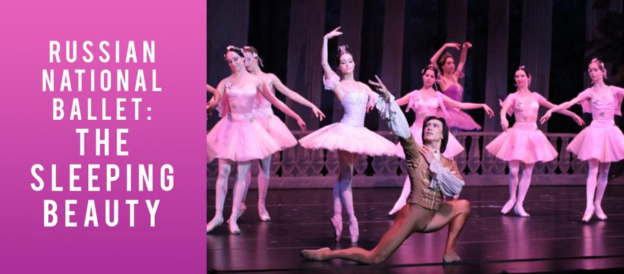 Russian National Ballet: The Sleeping Beauty at Niswonger Performing Arts Center - Greeneville