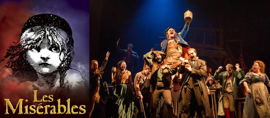 Les Miserables at Tennessee Theatre