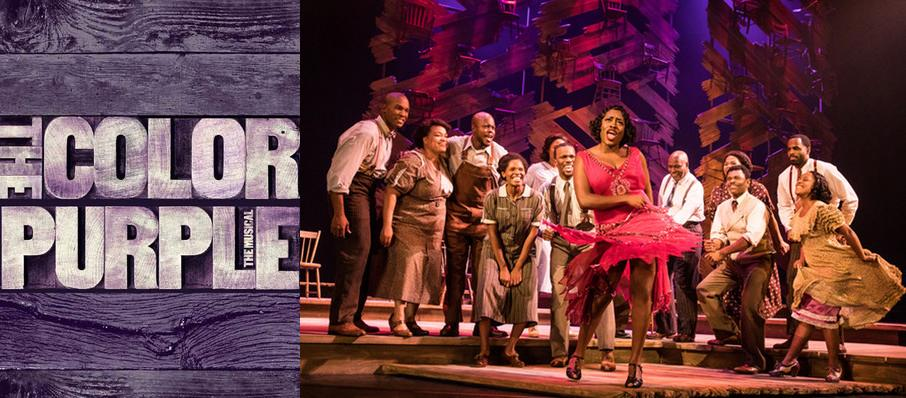 The Color Purple at Tennessee Theatre