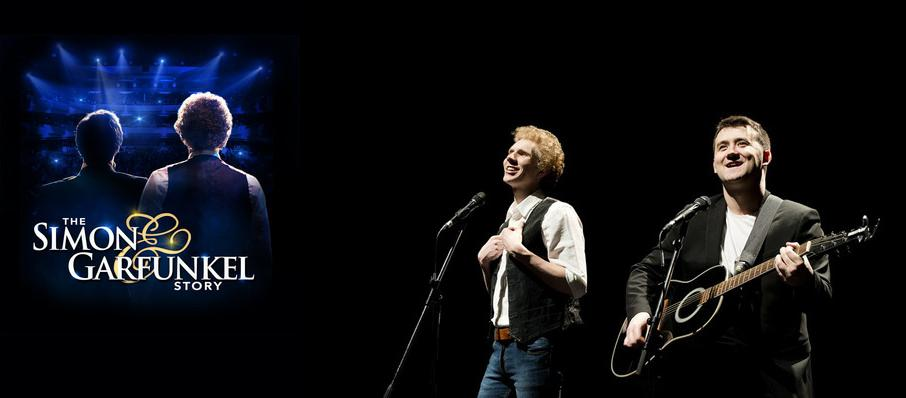 The Simon and Garfunkel Story at Tennessee Theatre