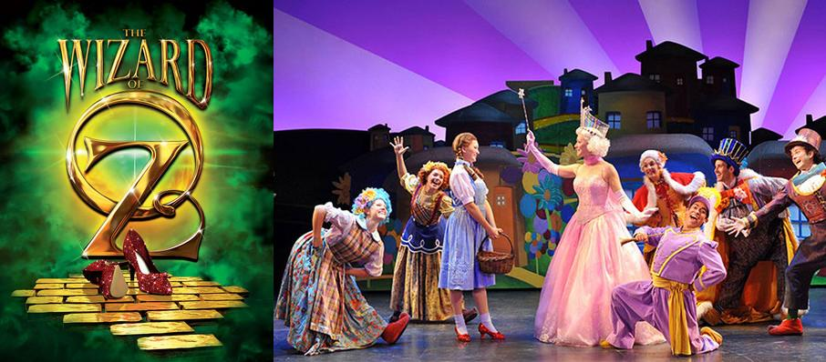 The Wizard of Oz at Tennessee Theatre