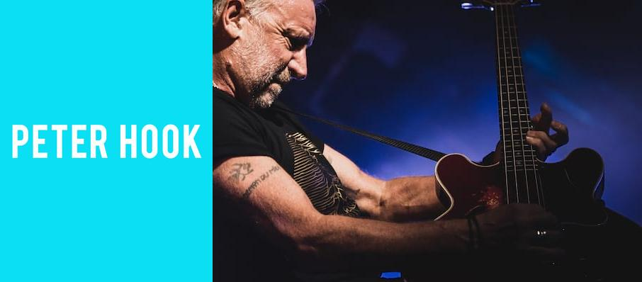 Peter Hook at The Mill & Mine