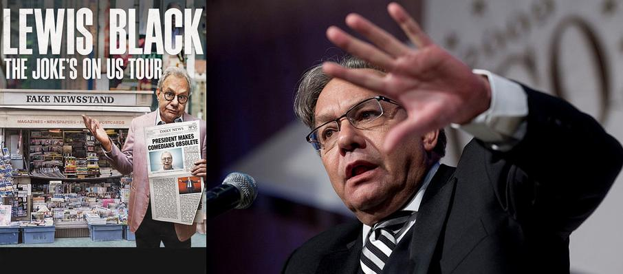 Lewis Black at Bijou Theatre