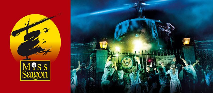 Miss Saigon at Tennessee Theatre