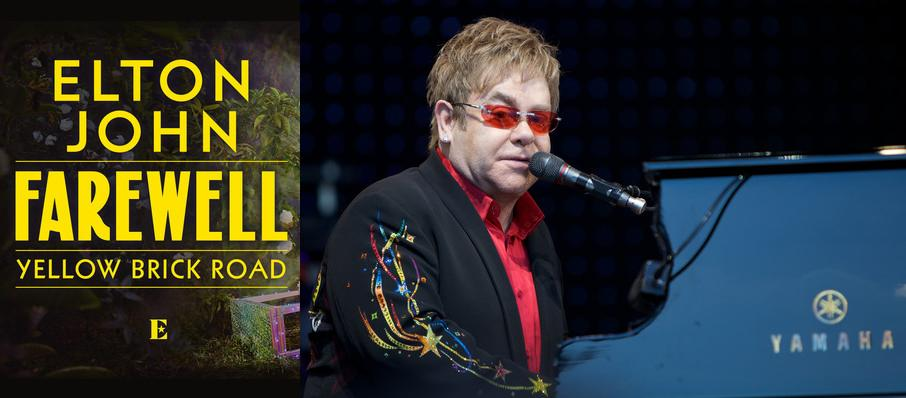Elton John at Thompson Boling Arena