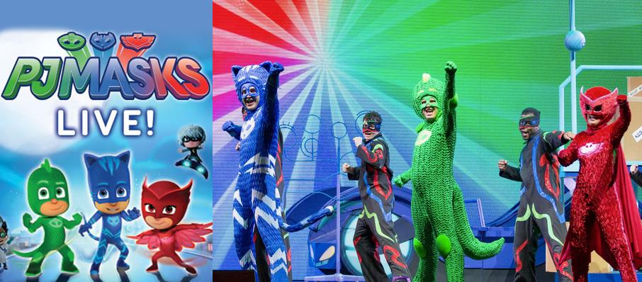PJ Masks Live at Tennessee Theatre