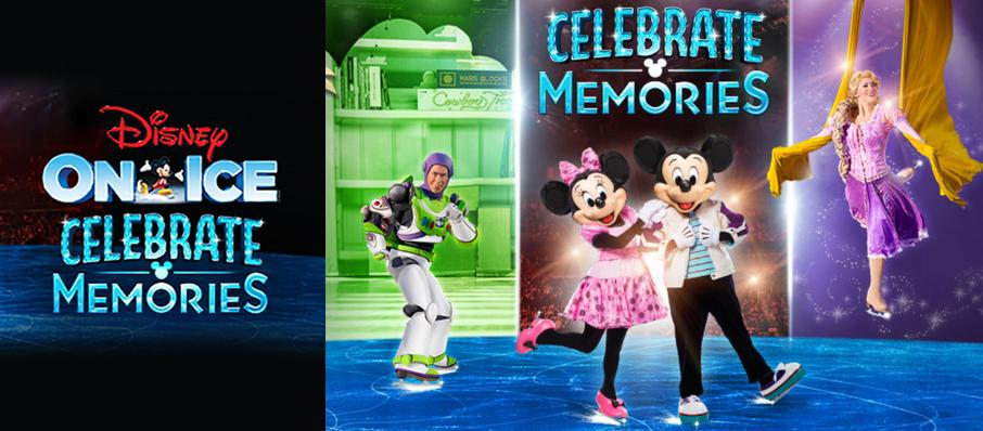 Disney On Ice: Celebrate Memories at Knoxville Civic Coliseum