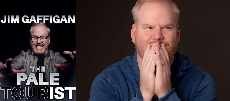 Jim Gaffigan at Knoxville Civic Coliseum