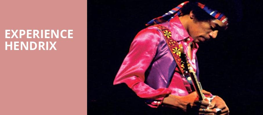 Experience Hendrix, Tennessee Theatre, Knoxville