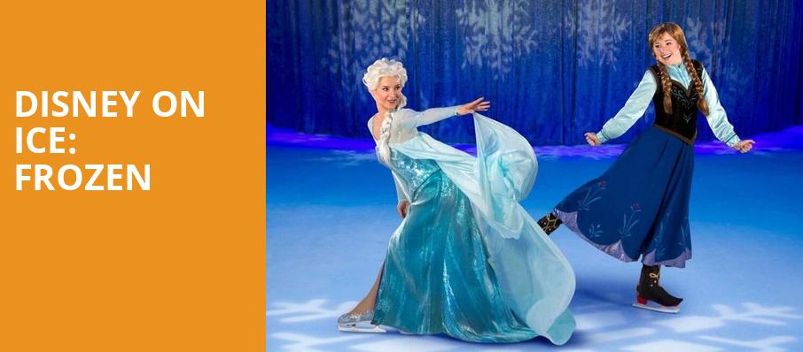 Disney On Ice Frozen, Knoxville Civic Coliseum, Knoxville