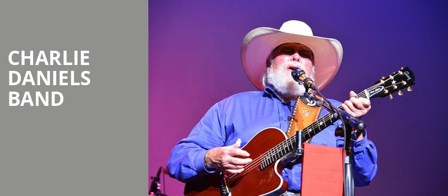 Charlie Daniels Band, Knoxville Civic Auditorium, Knoxville