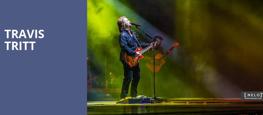 Travis Tritt, Tennessee Theatre, Knoxville