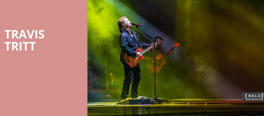 Travis Tritt, Knoxville Civic Auditorium, Knoxville