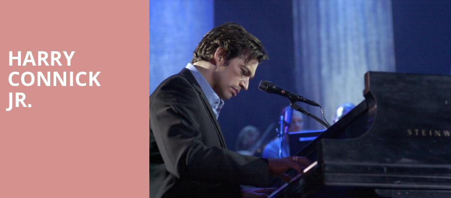 Harry Connick Jr, Tennessee Theatre, Knoxville