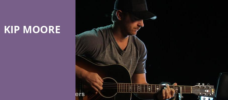 Kip Moore, Tennessee Theatre, Knoxville