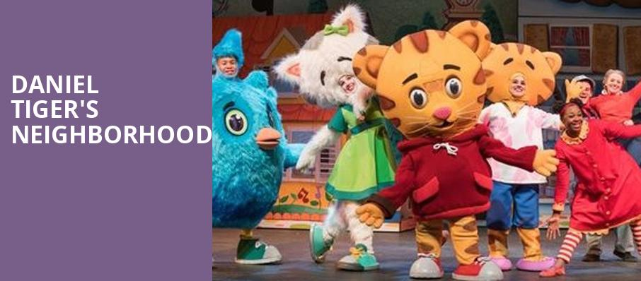 Daniel Tigers Neighborhood, Tennessee Theatre, Knoxville