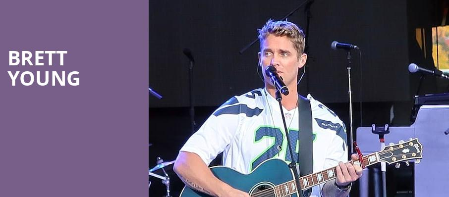 Brett Young, Knoxville Civic Auditorium, Knoxville