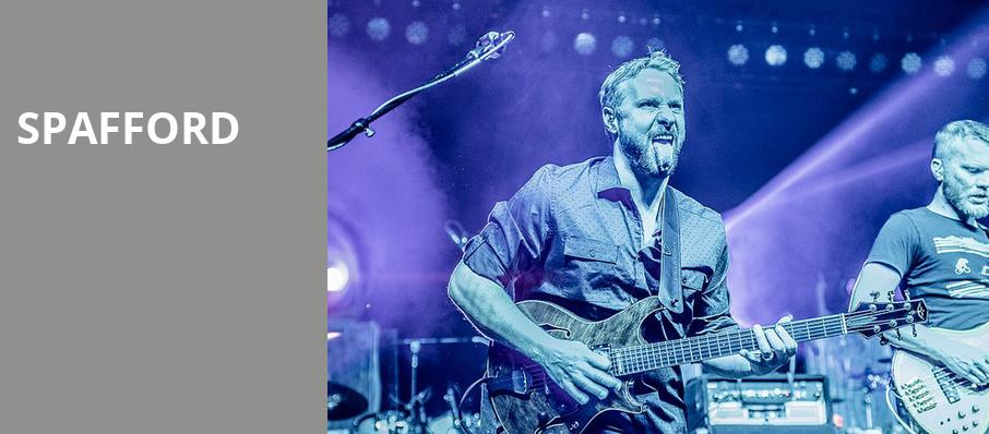 Spafford, Bijou Theatre, Knoxville