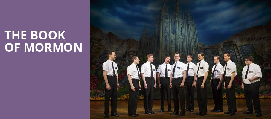 The Book of Mormon, Tennessee Theatre, Knoxville