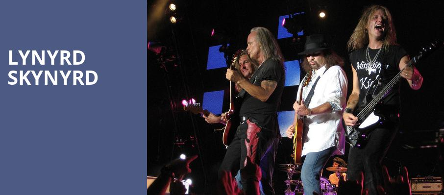 Lynyrd Skynyrd, Thompson Boling Arena, Knoxville