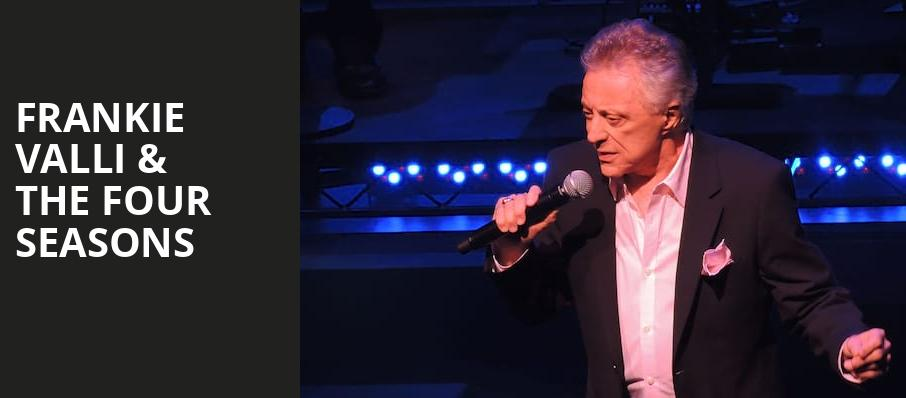 Frankie Valli The Four Seasons, Tennessee Theatre, Knoxville