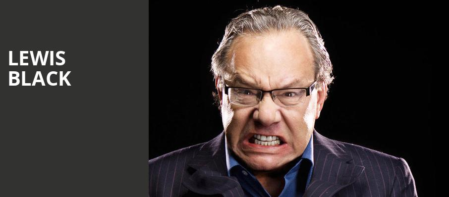 Lewis Black, Tennessee Theatre, Knoxville