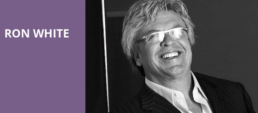 Ron White, Tennessee Theatre, Knoxville