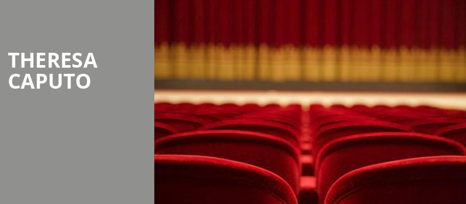 Theresa Caputo, Knoxville Civic Auditorium, Knoxville