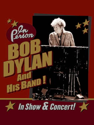 Bob Dylan, Tennessee Theatre, Knoxville