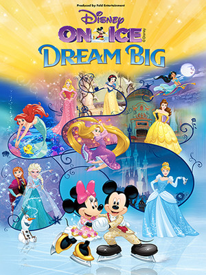 Disney On Ice Dream Big, Knoxville Civic Coliseum, Knoxville